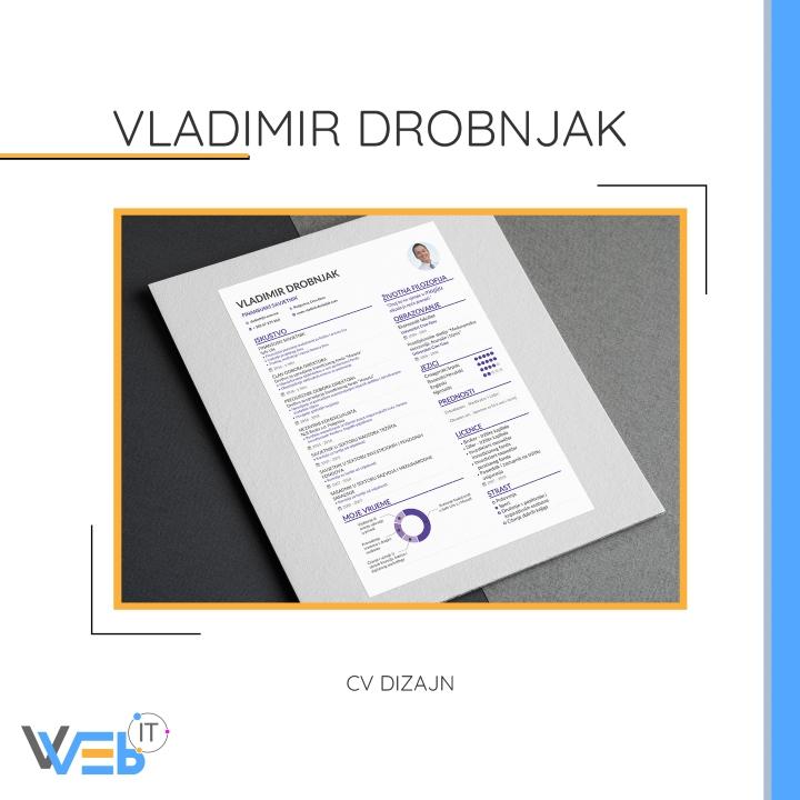 CV Vladimir Drobnjak