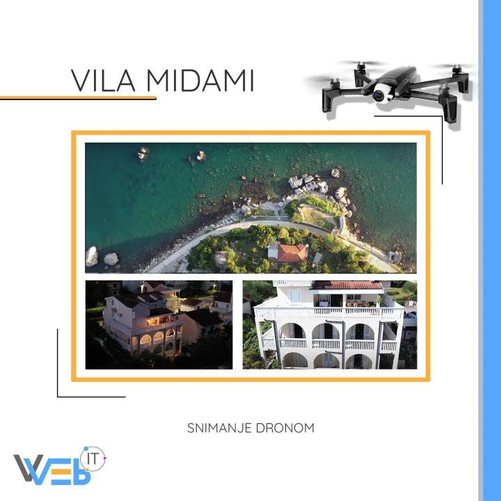 Dron Vila Midami